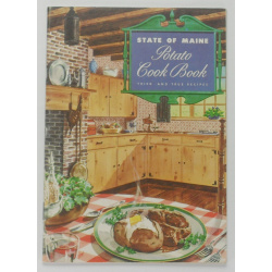 State of Maine Potato Cook Book 1950s